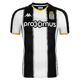 2019-2020 Royal Sporting Charleroi Home Shirt