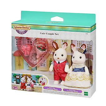 Sylvanian Families - Town Cute Couple Set Toy