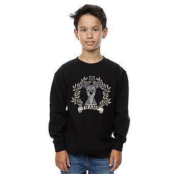 Disney Boys Lady And The Tramp Tramp Since 55 Sweatshirt