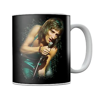 TV Times Rod Stewart Live On Russell Harty Plus Mug