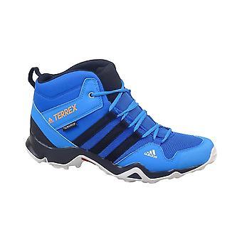 Adidas Terrex AX2R Mid CP AC7975 trekking all year kids shoes