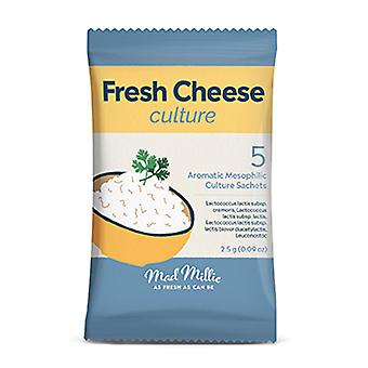 Mad Millie Fresh Cheese Culture - 5 Sachets