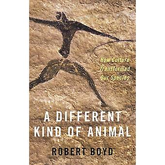 Different Kind of Animal by Robert Boyd