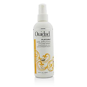Ouidad Playcurl Curl Amplifying Styling Spray (loose Curls) - 250ml/8.5oz