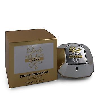 Lady Million Lucky Eau De Parfum Spray Von Paco Rabanne 547863 50 ml