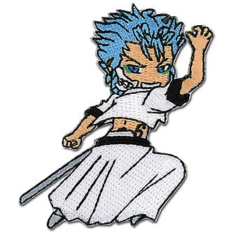 Patch - Bleach - New Grimmjow Number 6 Iron On Anime Licensed ge2154