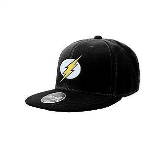 Flash Unsex Adults Snapback Cap com design de logotipo