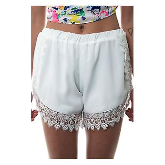 Limited Edition Spitze Wimpern Shorts