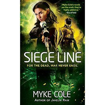 Siege Line door Myke Cole