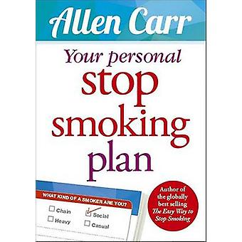 Your Personal Stop Smoking Plan by Allen Carr - 9781784048334 Book