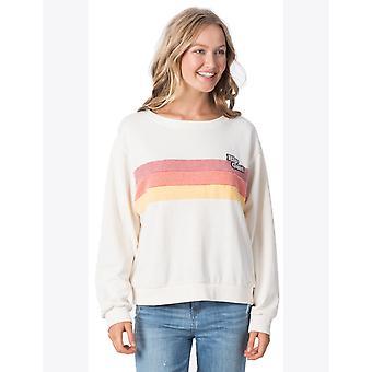 Rip Curl Revival Sweatshirt in Bone