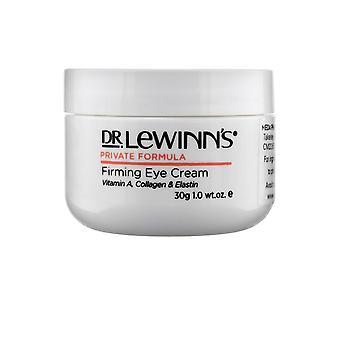 Dr Lewinns Firming Eye cream 30g (Private Formula)