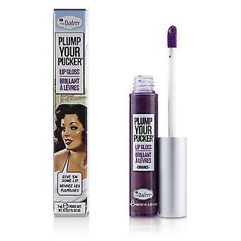 Plum your pucker lip gloss   # enhance 7ml/0.237oz