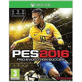 PES 2016 Pro Evolution Soccer um jogo Xbox