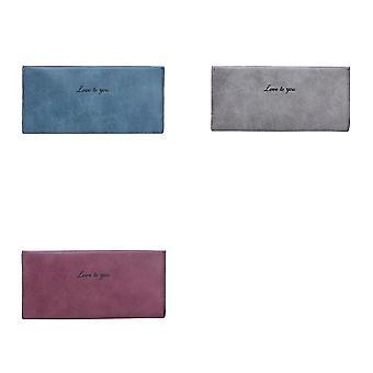 Intriga Womens/senhoras cartão e nota carteira