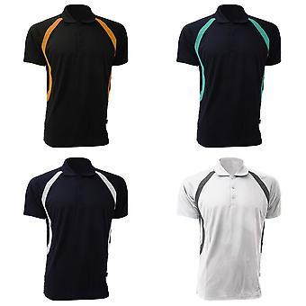Gamegear® Mens Cooltex® Riviera Polo Shirt / Mens Sportswear