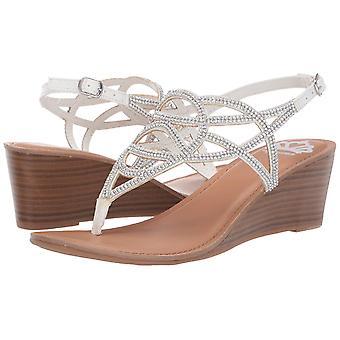 Fergalicious Womens G4364S1 Open Toe Casual Slingback Sandals