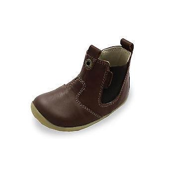 Bobux step up brown jodhpur boots