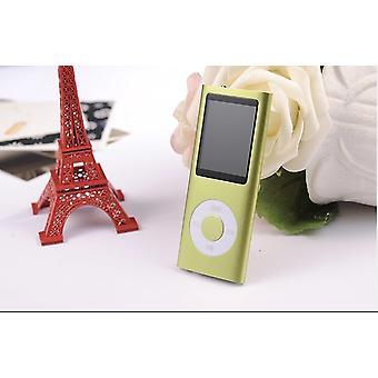 8GB Multimediaspelare - Grön