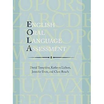 English Oral Language Assessment by Tompkins & David