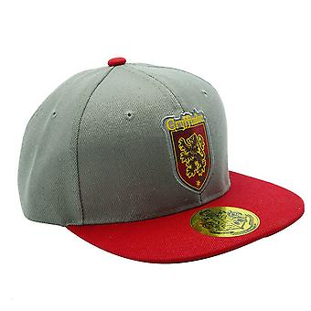 Harry Potter Gryffindor House Crest Snapback Cap