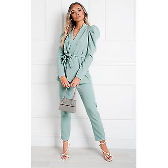 IKRUSH Mujeres Jess Tailored Suit Co-ord