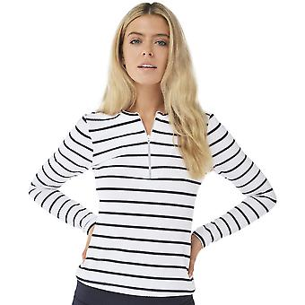 Craghoppers Womens NosiLife Cordelia Rash Vest Baselayer Top