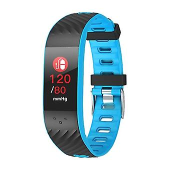 "Activiteit Bangle BRIGMTON BSPORT-16-A 0,96"" OLED Bluetooth Blue"