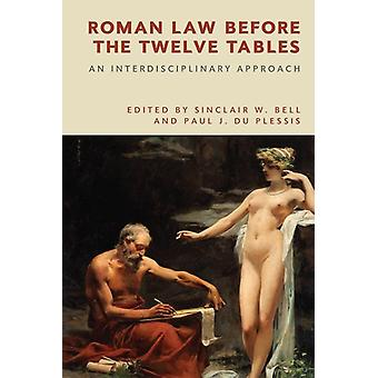 Roman Law Before the Twelve Tables by Sinclair Bell
