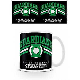 Green Lantern Guardians Athletics Mug