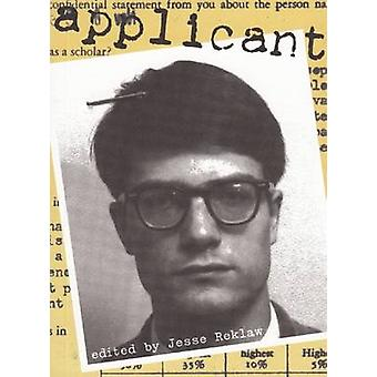 Applicant by Jesse Reklaw - 9780977055760 Book