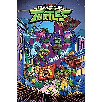Rise of the Teenage Mutant Ninja Turtles The Big Reveal by Matthew K.