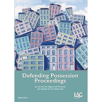 Defending Possession Proceedings - 9781908407641 Book