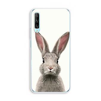 Huawei P Smart Pro Transparent Case (Soft) - Daisy
