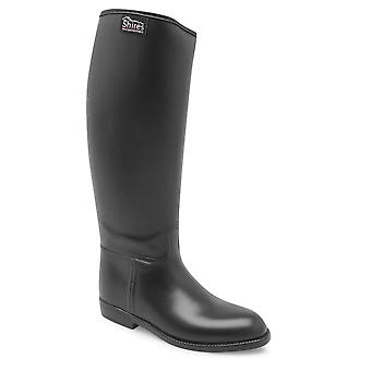 Shires Girls Rubber Ride Riding Boots Shoes Kids