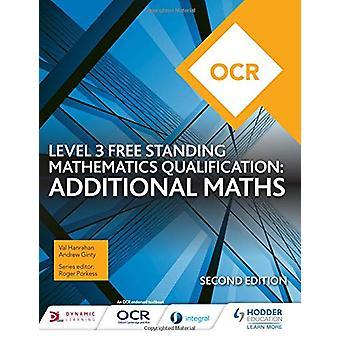 OCR Nivå 3 Frittstående matematikk kvalifisering - Ekstra matematikk