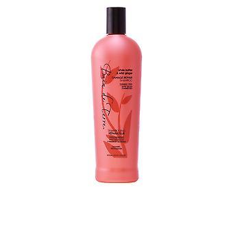Bain De Terre Sheabutter & wilder Ingwer Repair Shampoo 400 Ml Unisex