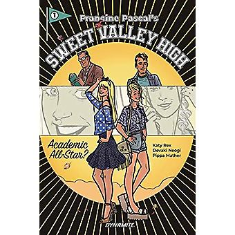 Sweet Valley High - Akademisk All-Star av Katy Rex - 9781524105563 Bok