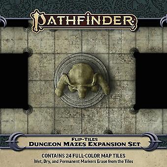 Pathfinder FlipTiles Dungeon Mazes Expansion