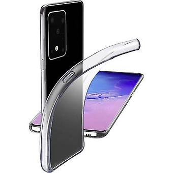 Cellularline FINECGALS11PLT Back cover Samsung Galaxy S20 Ultra 5G Transparent