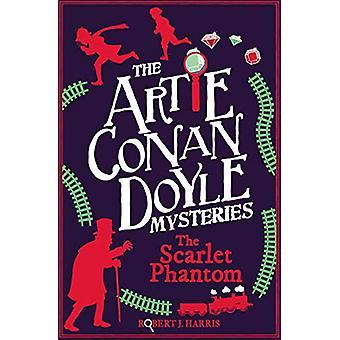 Artie Conan Doyle ja Scarlet Phantom Robert J. Harris - 97817