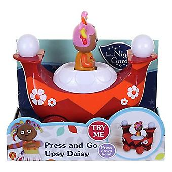 In the Night Garden Press and Go Vehicles - Assorted