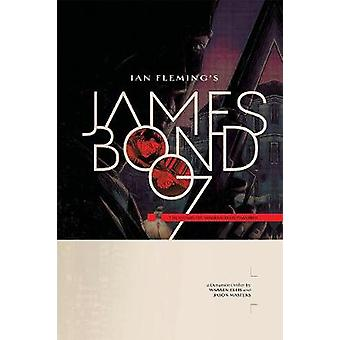 James Bond Warren Ellis Collection by Warren Ellis - 9781524115043 Bo