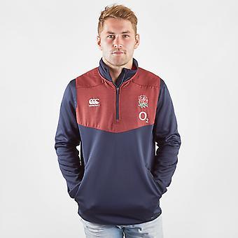 Canterbury England 2019/20 Players 1/4 Zip Top