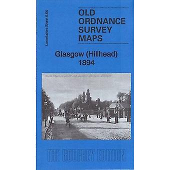 Glasgow (Hillhead) 1894 - Lanarkshire Sheet 6.06a by Gilbert Bell - 97