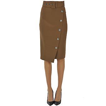 Nenette Ezgl266149 Femme-apos;s Jupe en polyester brun