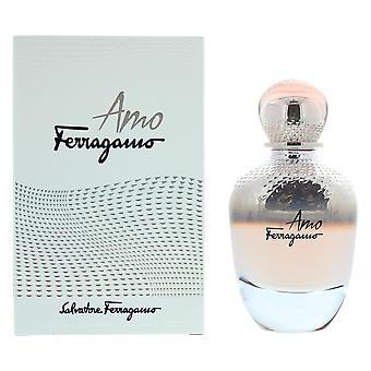 Salvatore Ferragamo Amo Eau de Parfum 100ml Spray For Her