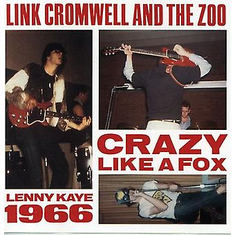 Link Cromwell & the Zoo - Crazy Like a Fox [CD] USA import