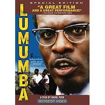 Lumumba [DVD] USA import