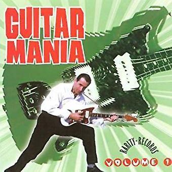 Diverse Artiest - Guitar Mania Vol. 1 [CD] USA import